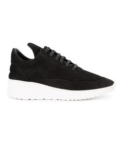 Filling Pieces | Roots Runner Roman Trainers 39 Leather/Suede/Rubber