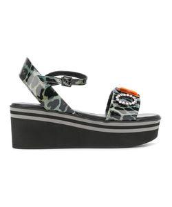 Robert Clergerie | Paule Platform Sandals Size 37.5