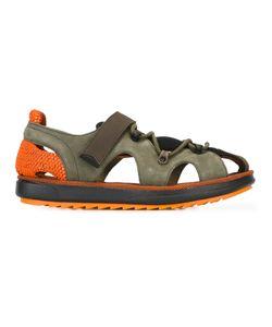 Camper | Hook And Loop Sandals Size 42