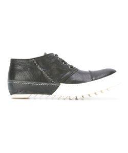 10Sei0Otto | Ridged Sole Hi-Top Sneakers Size 44
