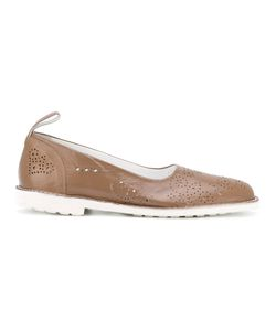 Rocco P. | Rocco P. Perforated Ballerinas Size 40