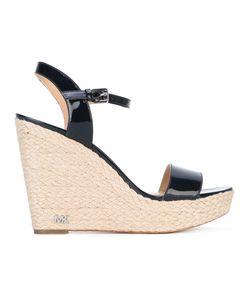 Michael Michael Kors | Wedge Sandals Goat Skin/Leather/Foam