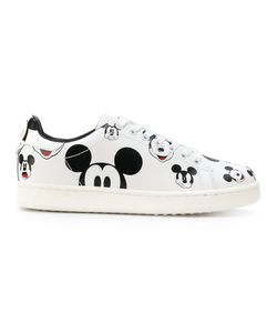 MOA MASTER OF ARTS | Mickey Print Sneakers Women