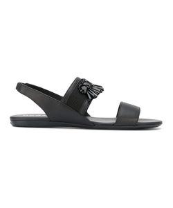 Hogan | Embellished Sandals Size 37.5