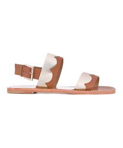 Red Valentino | Strap Sandals Calf