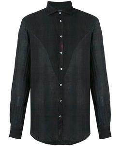 Massimo Alba | Canary Shirt Xl