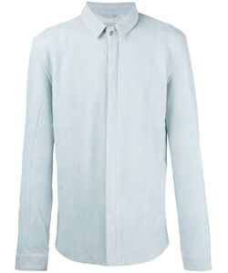 Journal | Plain Shirt Medium Suede