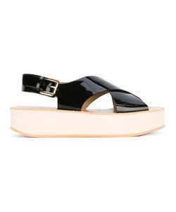 FLAMINGO'S | Flatform Sandals 37