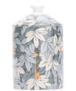 Fornasetti Profumi   Leaf Print Candle