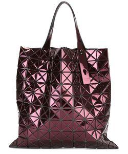 BAO BAO ISSEY MIYAKE   Rectangular Prism Tote Nylon/Polyester/Polyurethane