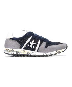 PREMIATA WHITE | Eric Sneakers 42 Suede/Leather/Rubber