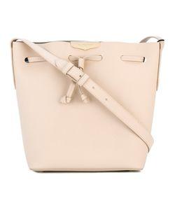 Twin-set | Drawstring Crossbody Bag Calf Leather