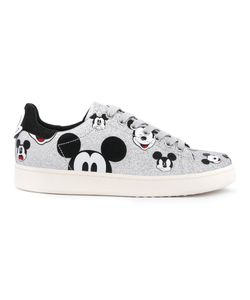 MOA MASTER OF ARTS | Mouse Print Sneakers Women