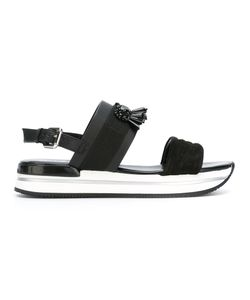Hogan | Strapped Sandals Size 36.5