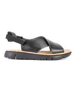 Camper | Crossover Sandals Size 38