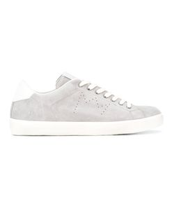 Leather Crown | Classic Lace-Up Sneakers Size 44