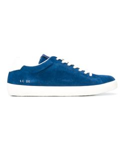 Leather Crown | Classic Lace-Up Sneakers Size 46