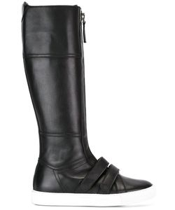 Diesel Black Gold | Sinope Boots 40 Calf Leather/Leather/Rubber