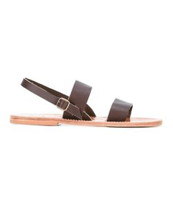 K. Jacques | Barigoule Sandals 42 Leather