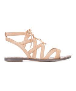 Sam Edelman | Lace Up Sandals Size 10