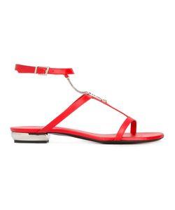 La Perla   Beach Chain Sandals