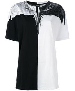 MARCELO BURLON COUNTY OF MILAN   Block Print T-Shirt Size Xs