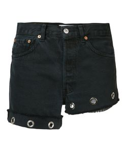 BEAU SOUCI | Short Denim Shorts