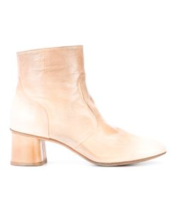 Silvano Sassetti | Round Toe Ankle Boots