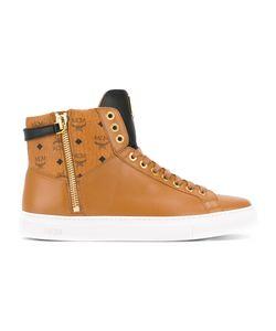 MCM   Lace Up Boots 45