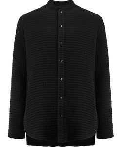 L'ECLAIREUR | Mandarin Collar Shirt Size Xl