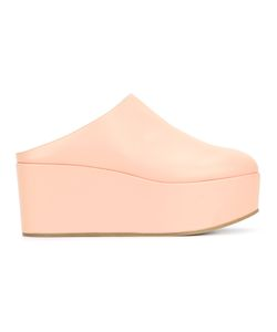 Marios | Wedge Mules 37