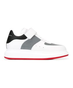 Alexander McQueen | Extended Sole Sneakers 44 Calf Leather/Rubber/Leather