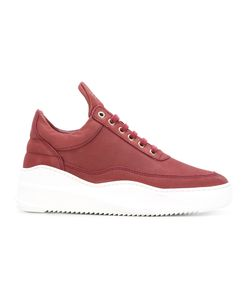 Filling Pieces | Lace-Up Sneakers 36 Leather/Rubber