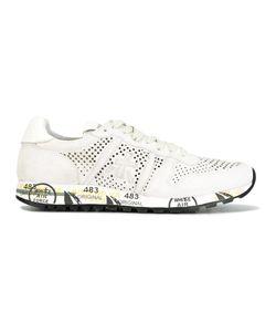PREMIATA WHITE | Eric Sneakers 43 Leather/Rubber