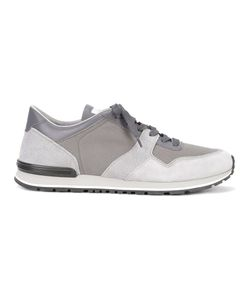 Tod'S | Lace-Up Sneakers 10.5 Suede/Leather/Rubber/Polyester