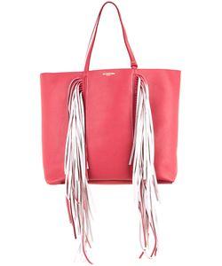 Sara Battaglia | Fringed Shopping Bag