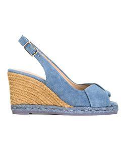 Castañer   Brianda Sandals 41 Cotton/Leather/Rubber