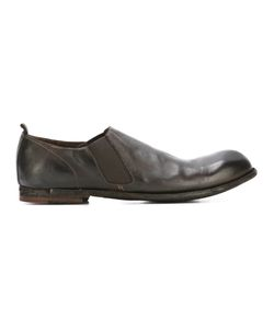 Officine Creative | Elasticated Sides Loafers 40 Lamb Skin/Leather