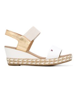 Tommy Hilfiger | Braided Sole Wedge Sandals