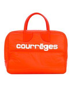 Courreges | Courrèges Logo Print Tote