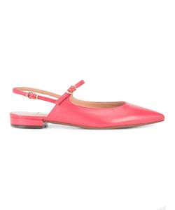 L' Autre Chose | Lautre Chose Pointed Toe Ballerinas 40 Leather