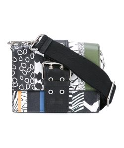 Versus | Graphic-Print Shoulder Bag