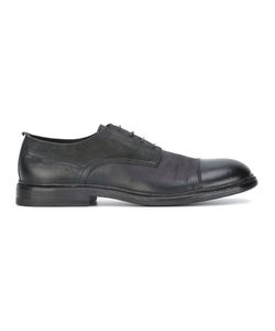 Pantanetti   Lace-Up Contrast Toe Shoes Size 42