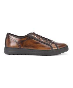 Salvatore Ferragamo   Fulton Sneakers 11.5 Leather/Rubber