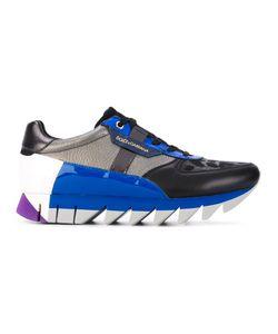 Dolce & Gabbana | Capri Sneakers Calf Leather/Leather/Patent