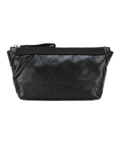 Dsquared2 | Two-Tone Logo Wash Bag Cotton/Polyurethane