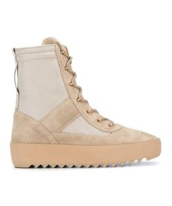YEEZY | Military Boots 41 Leather/Rubber/Nylon