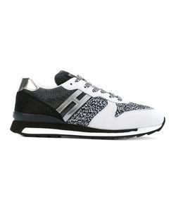 Hogan Rebel | Low Top Lace-Up Sneakers