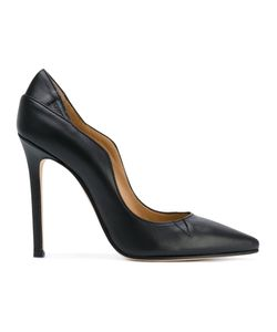 Marc Ellis | Curved Cut Pointed Pumps Size 37