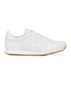 ARMANI JEANS | Gum Sole Running Sneakers